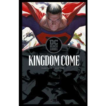 KINGDOM COME (Edición DC Black label)