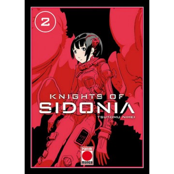 KNIGHTS OF SIDONIA 02