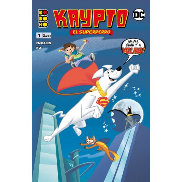 KRYPTO EL SUPERPERRO 01 (de 06)