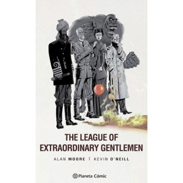 THE LEAGUE OF EXTRAORDINARY GENTLEMEN 02