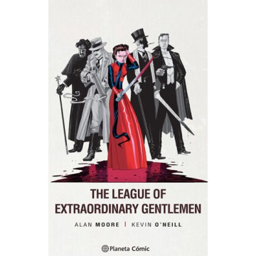 THE LEAGUE OF EXTRAORDINARY GENTLEMEN 03