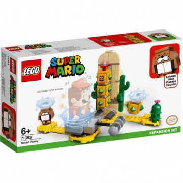LEGO POKEY DEL DESIERTO (SUPER MARIO) - SET DE EXPANSION