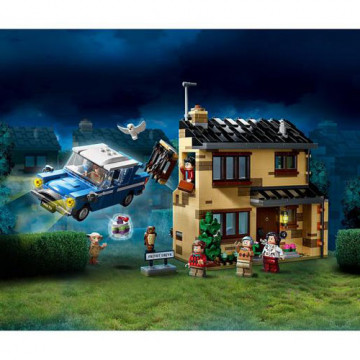 LEGO NUMERO 4 DE PRIVET DRIVE (HARRY POTTER)