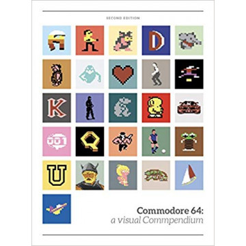 COMMODORE 64 A VISUAL COMMPENDIUM (Edición en inglés)