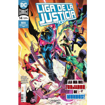 LIGA DE LA JUSTICIA 92 / 14