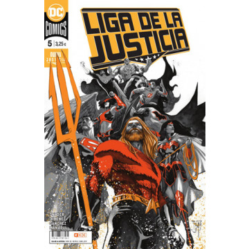 LIGA DE LA JUSTICIA 83 / 05