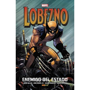 LOBEZNO: ENEMIGO DEL ESTADO (Marvel Integral)
