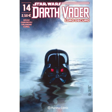 STAR WARS: DARTH VADER LORD OSCURO 14