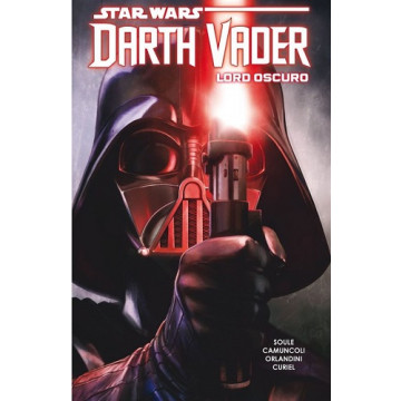 STAR WARS: DARTH VADER LORD OSCURO 02 (Edición en tomo)