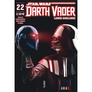 STAR WARS: DARTH VADER LORD OSCURO 22
