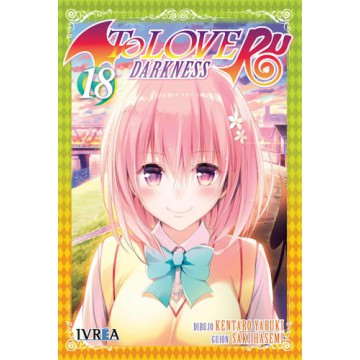 TO LOVE RU DARKNESS 18