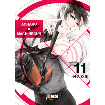 AOHARU X MACHINEGUN 11