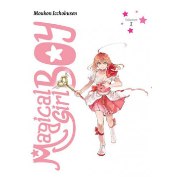 MAGICAL GIRL BOY 01 (de 02)
