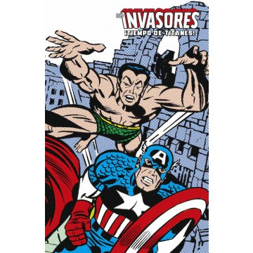 LOS INVASORES 02 (MARVEL LIMITED EDITION)