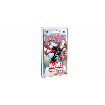 CARTAS MARVEL CHAMPIONS LCG: MS.MARVEL