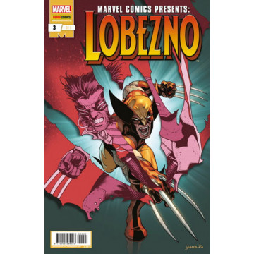 MARVEL COMICS PRESENTS: LOBEZNO 03 (de 03)