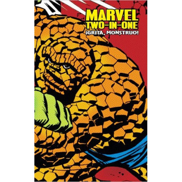 MARVEL TWO-IN-ONE: GRITA, MONSTRUO (MARVEL LIMITED EDITION)