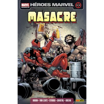 MASACRE 05: TEAM-UP (2ª edición)