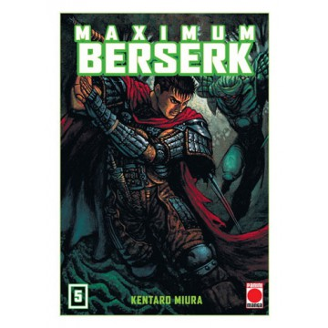 BERSERK (ED. MAXIMUM) Nº 05