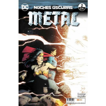 NOCHES OSCURAS: METAL 02