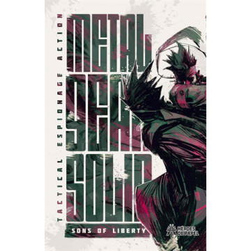 METAL GEAR SOLID: SONS OF LIBERTY