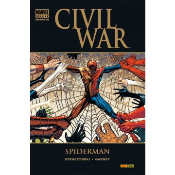 CIVIL WAR: SPIDERMAN (Marvel Deluxe)