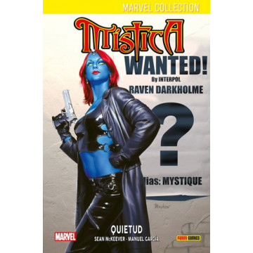 MÍSTICA 02: QUIETUD (Marvel collection)