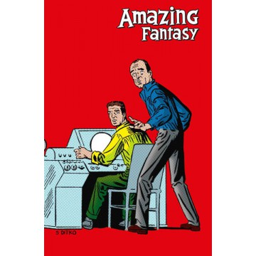AMAZING FANTASY (MARVEL LIMITED EDITION)