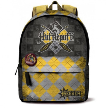 MOCHILA HUFFLEPUFF (HARRY POTTER) - QUIDDITCH