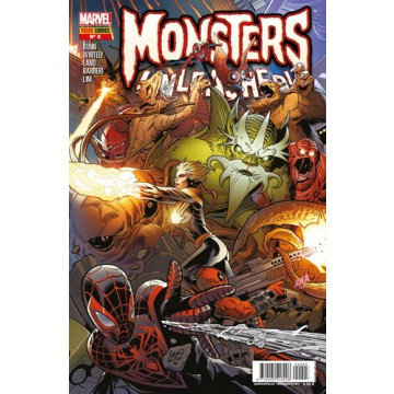 MONSTERS UNLEASHED! 03
