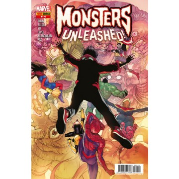 MONSTERS UNLEASHED! 04