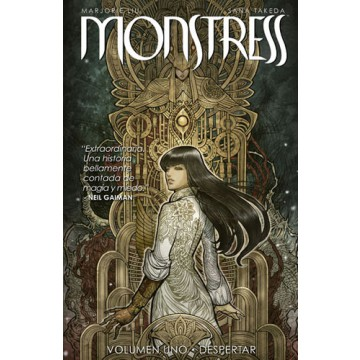 MONSTRESS 01: DESPERTAR