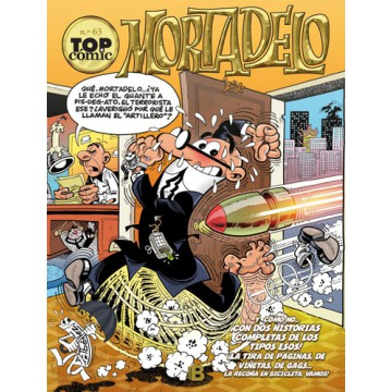 TOP CÓMIC MORTADELO 63: LA ESTATUA DE LA LIBERTAD