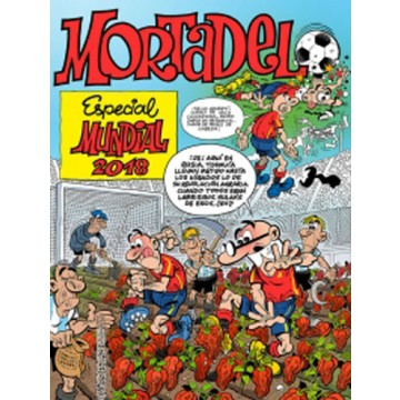 MORTADELO Y FILEMÓN: ESPECIAL MUNDIAL 2018