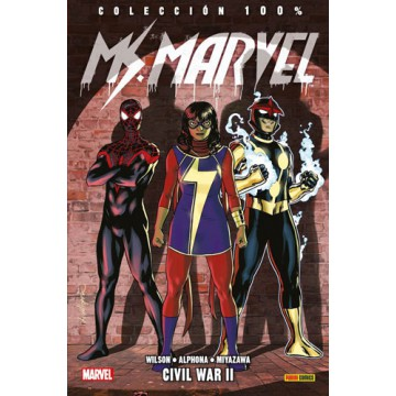 MS. MARVEL 05: CIVIL WAR II