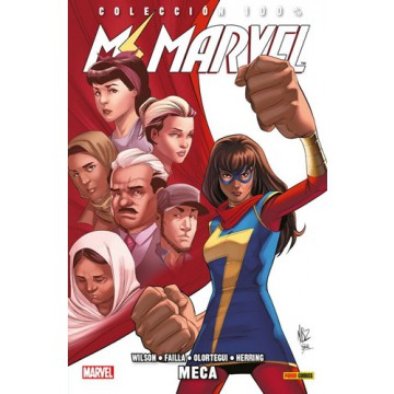 MS. MARVEL 07: MECA