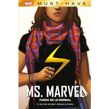 MS. MARVEL: FUERA DE LO NORMAL (MARVEL MUST-HAVE)