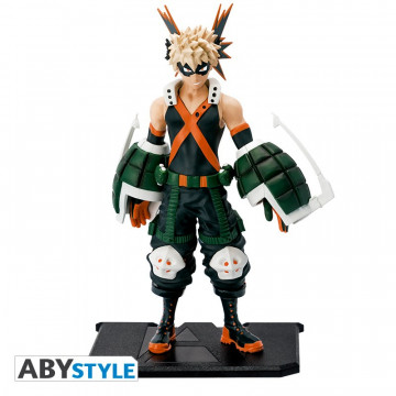 FIGURA KATSUKI BAKUGO (MY HERO ACADEMIA) - SUPER FIGURE COLLECTION