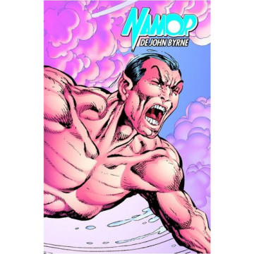 NAMOR DE JOHN BRYNE (MARVEL LIMITED EDITION)