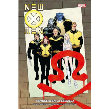 NEW X-MEN 04 (de 07): REVUELTA EN LA ESCUELA