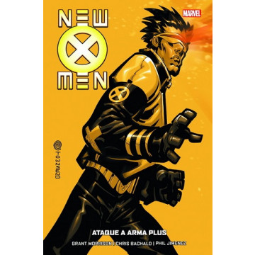 NEW X-MEN 05 (de 07): ATAQUE A ARMA PLUS