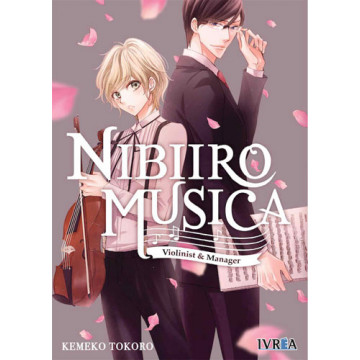 NIBIIRO MUSICA: VIOLINIST AND MANAGER