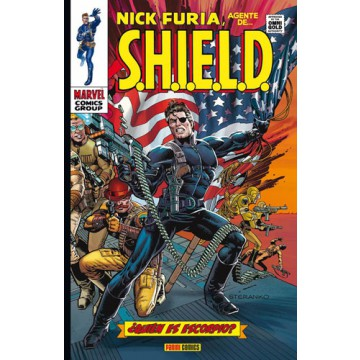 NICK FURIA: AGENTE DE SHIELD 02 (Marvel Gold)