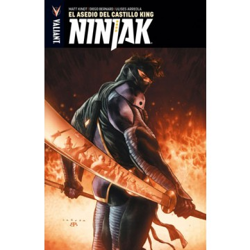 NINJAK 04: ASEDIO DEL CASTILLO KING