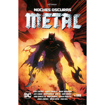 NOCHES OSCURAS: METAL (Integral)