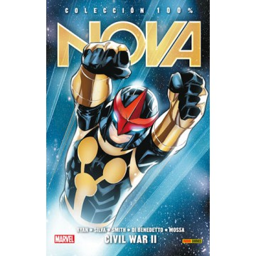 NOVA 07: CIVIL WAR II