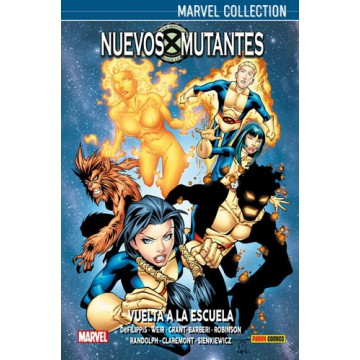 NUEVOS MUTANTES: VUELTA A LA ESCUELA (Marvel collection)