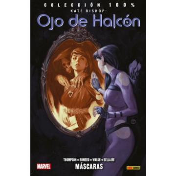 KATE BISHOP: OJO DE HALCÓN 02. MÁSCARAS