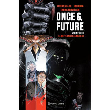 ONCE AND FUTURE 01