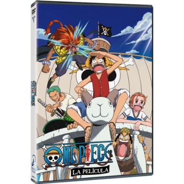 DVD ONE PIECE: LA PELÍCULA (FILM 01)